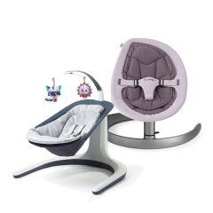 Leagane si balansoare bebelusi