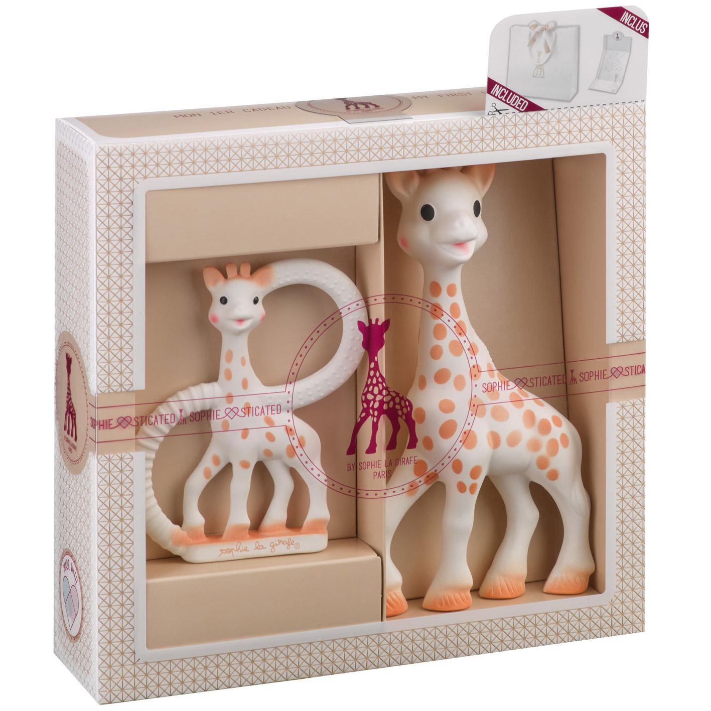 Set Sophiesticat giraf...