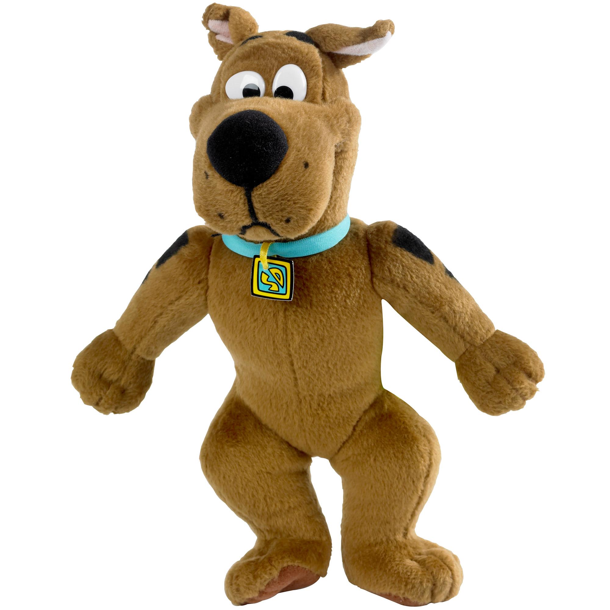 Jucarie de plus Scooby...