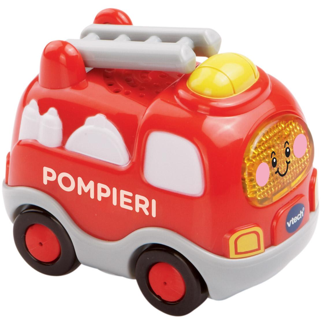Masina de pompieri Dan...