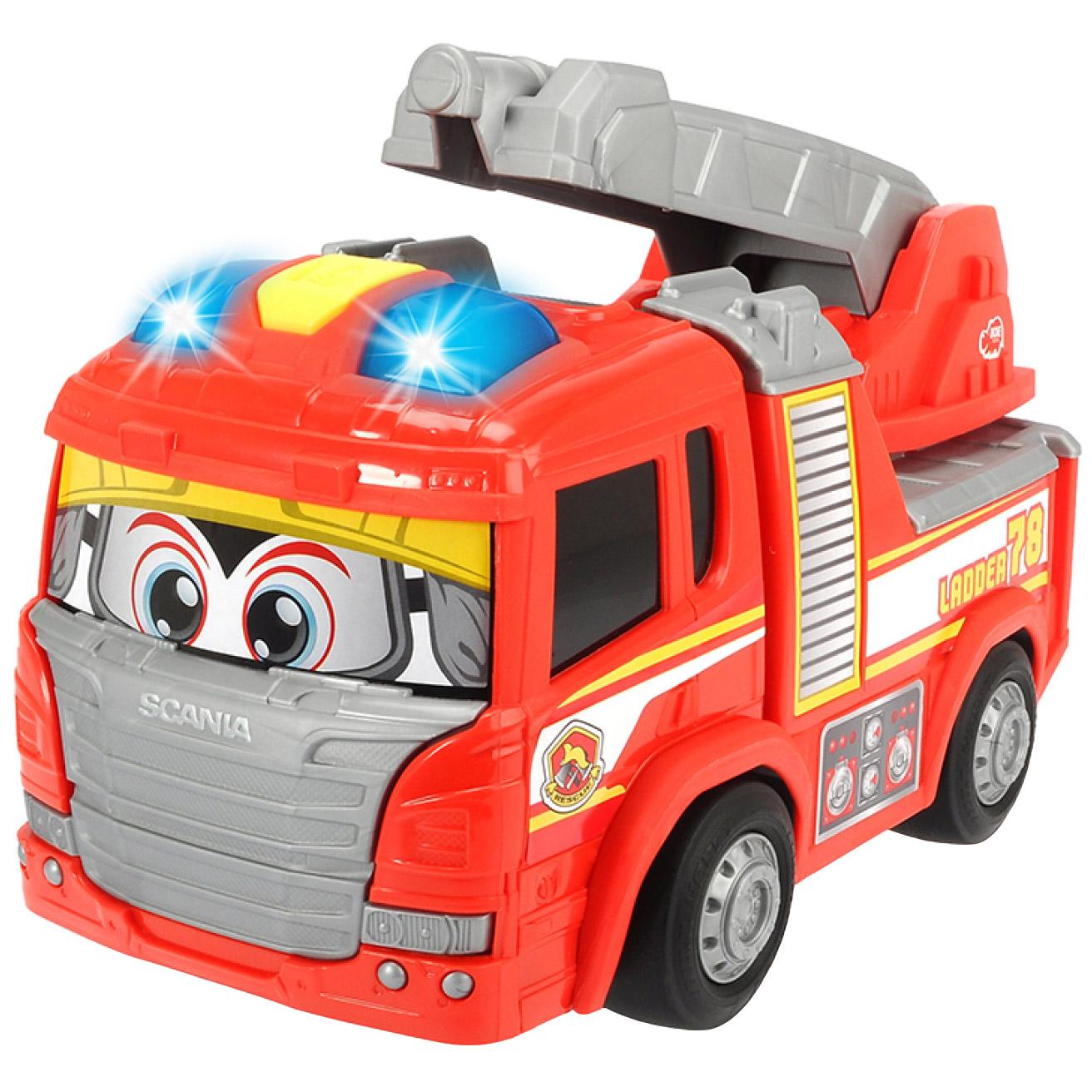 Masina de pompieri Sca...