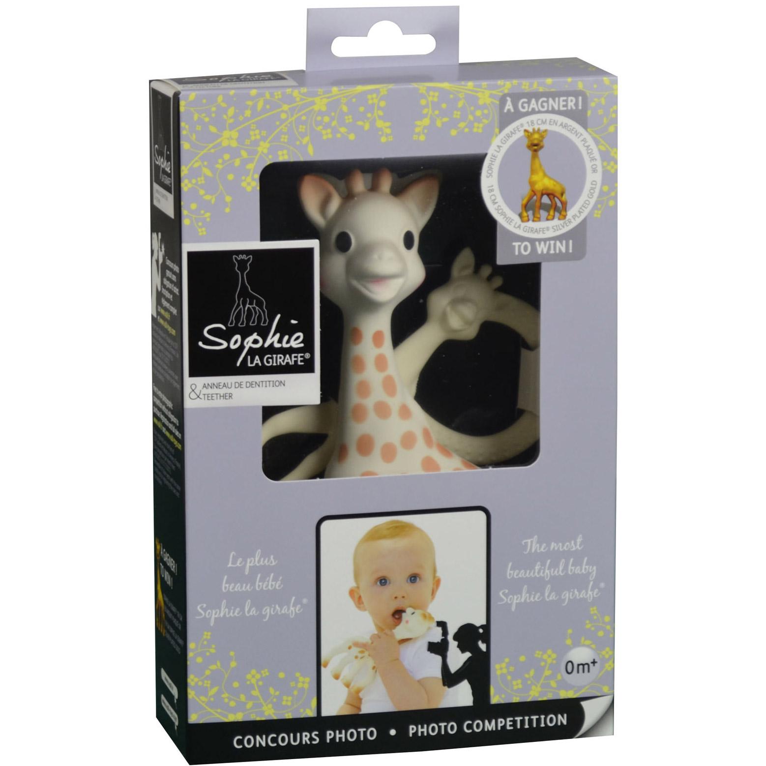 Set girafa Sophie si i...