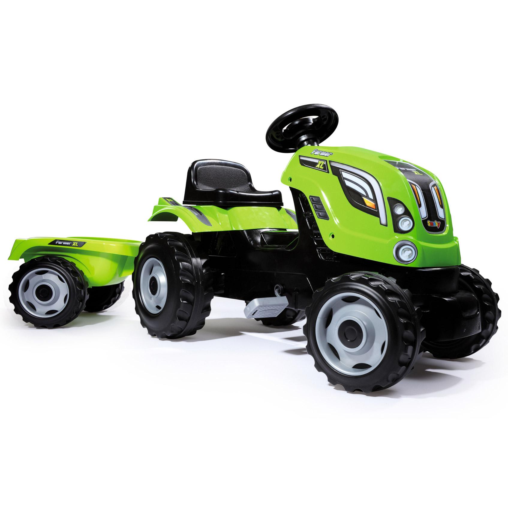 Tractor XL Verde cu re...