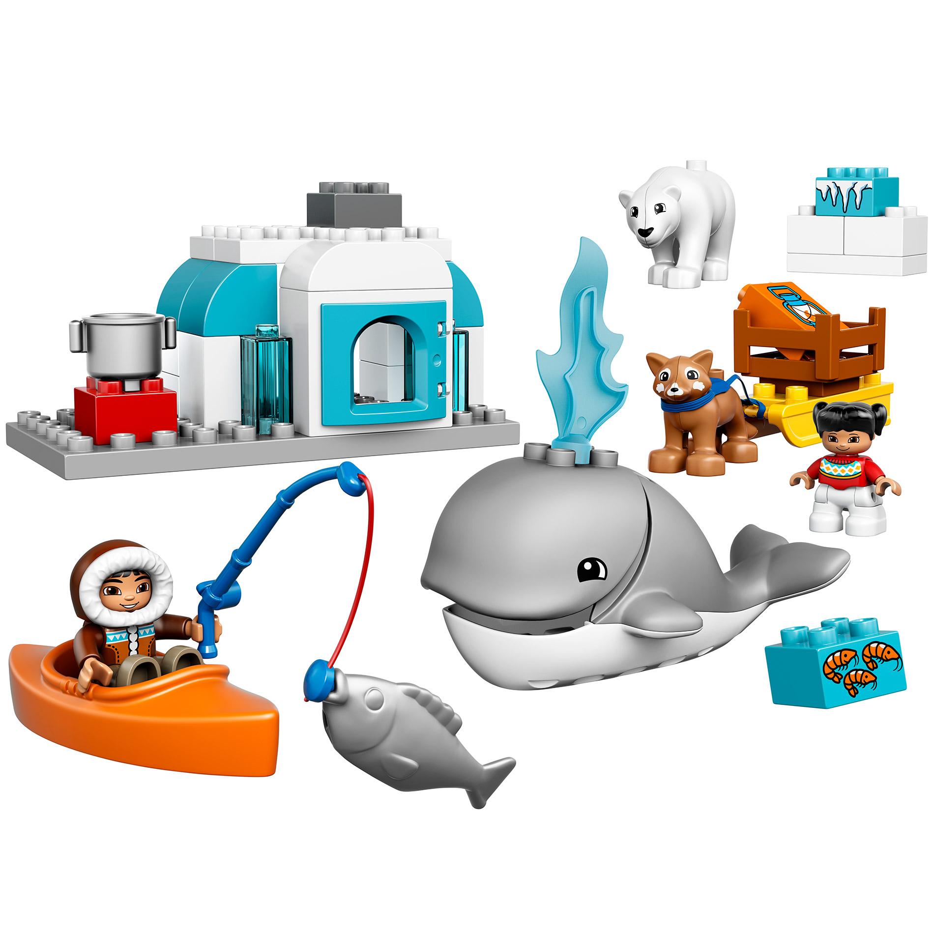 Arctic 10803 LEGO® DU...