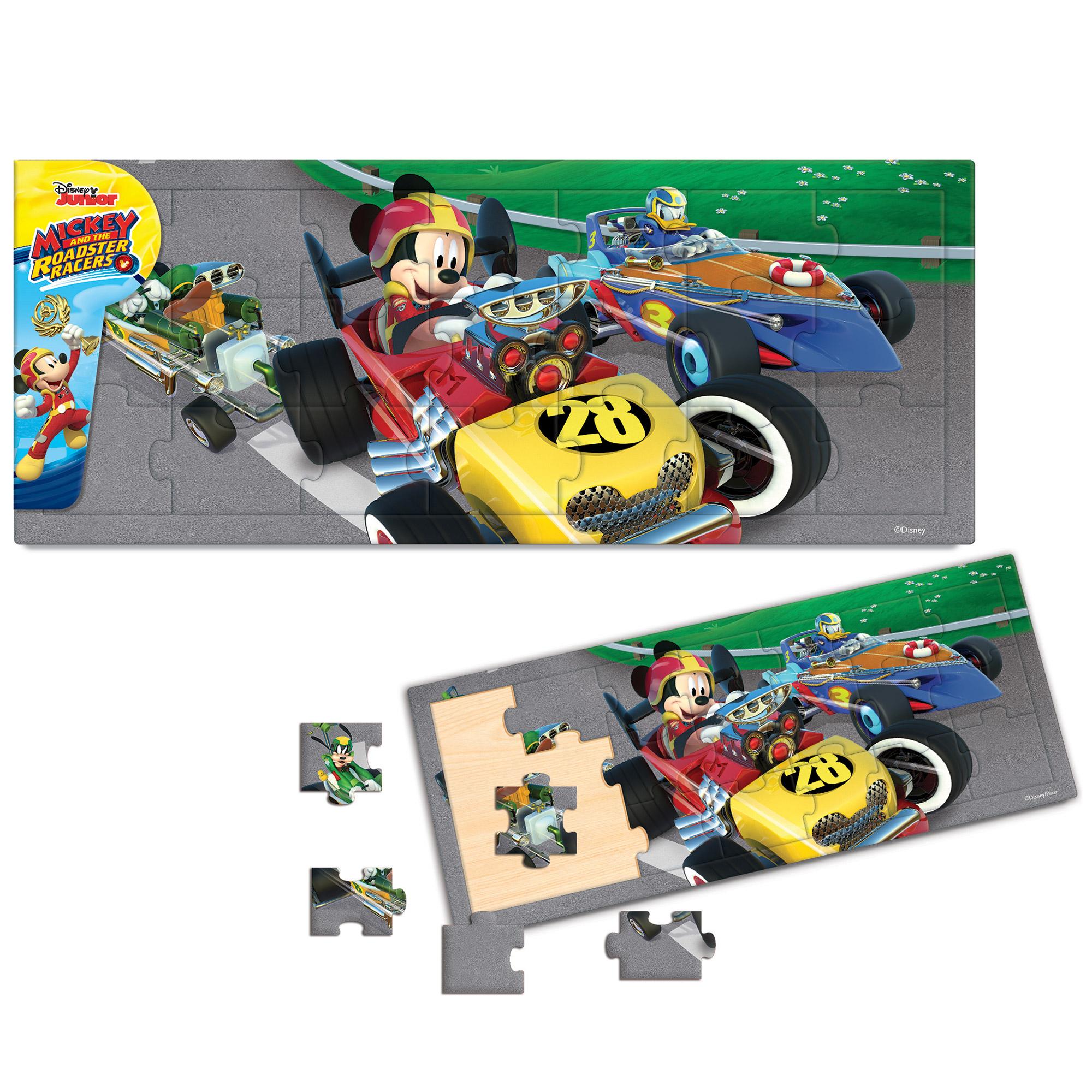 Puzzle Mickey si pilot...