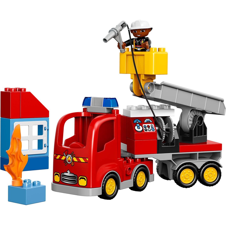 Camionul de pompieri 1...