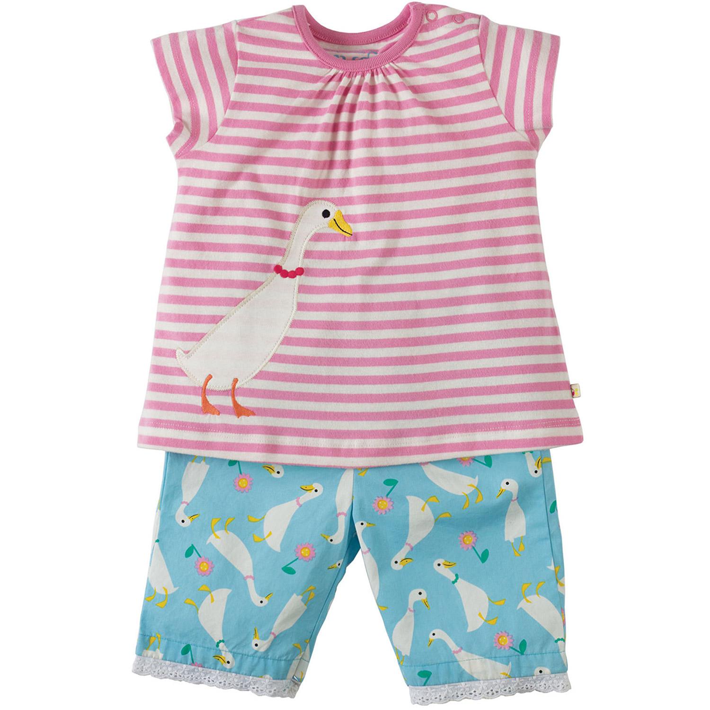 Pijama Little Peony Frugi