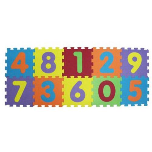 Covoras-puzzle cu cifr...