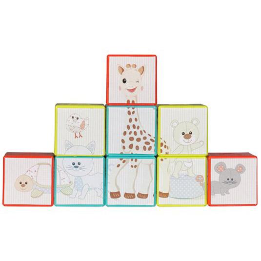 Puzzle 9 cuburi Fresh ...