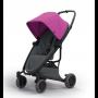 Carucior Zapp Flex Plus Quinny Pink on graphite, 6 luni+, Multicolor