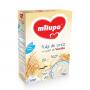 Pachet 2 x Cereale Milupa Cereale Fulgi de orez cu gust vanilie, 200 g, 4 luni+