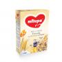 Pachet 2 x Cereale Milupa Cereale Musli Jr 7 cereale cu banane si prune, 250 g, 1 an+