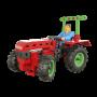 Set constructie Advanced Tractors Fischertechnik, 3 modele, 7 ani+