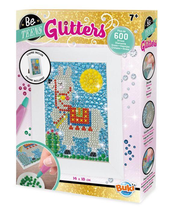 Glitters Lama Buki, 7 ani+