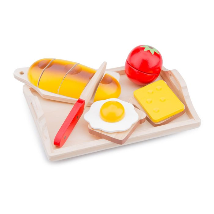 Platou micul dejun New Classic Toys, 36 luni+