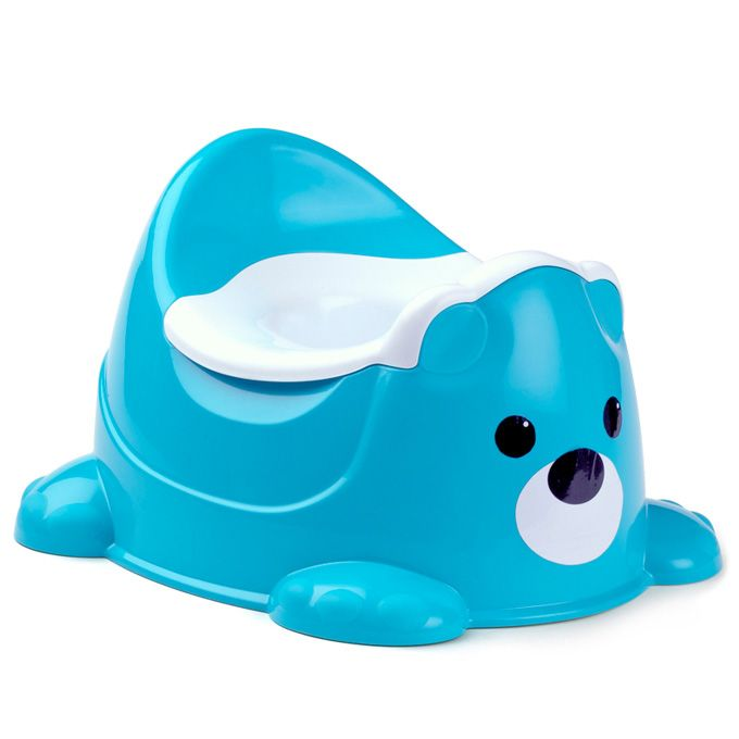 olita plastic vas interior detasabil albastra baietel