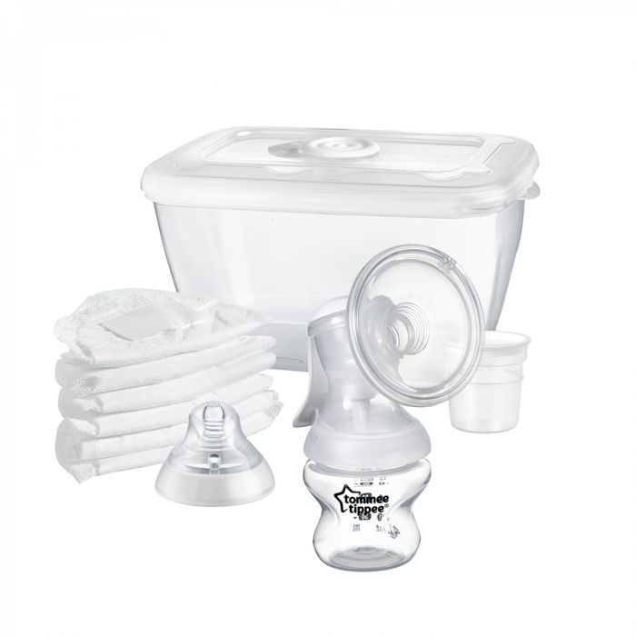 Pompa de san manuala Tommee Tippee, Closer to Nature
