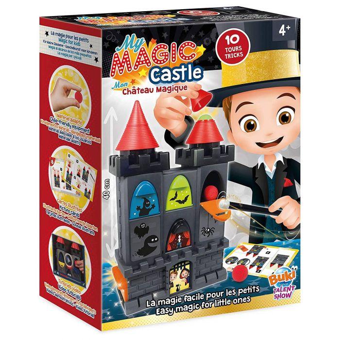 Castelul magic Buki, 4 ani+