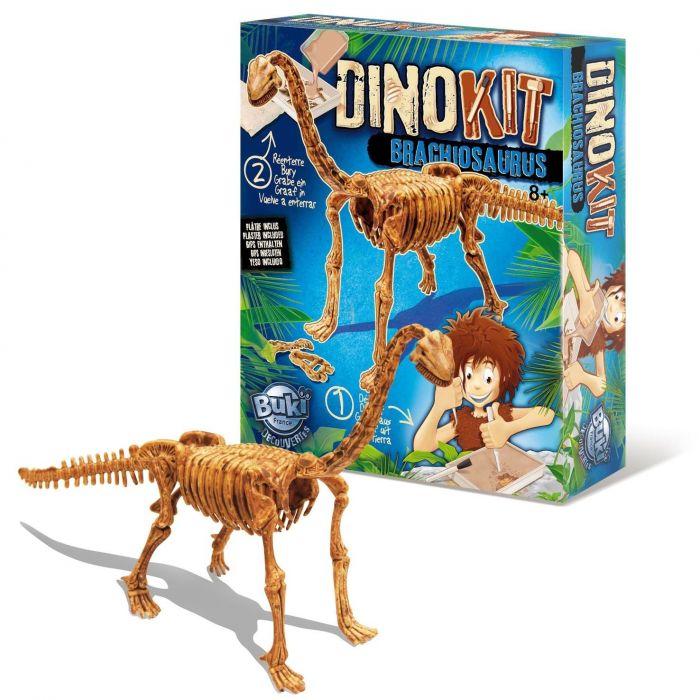 Paleontologie Dino Kit Brachiosaurus Buki, 8 ani+