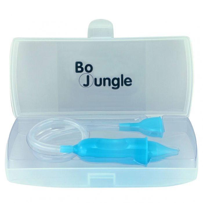 aspirator nazal manual bo jungle BJB400320 cu trusa pastrare