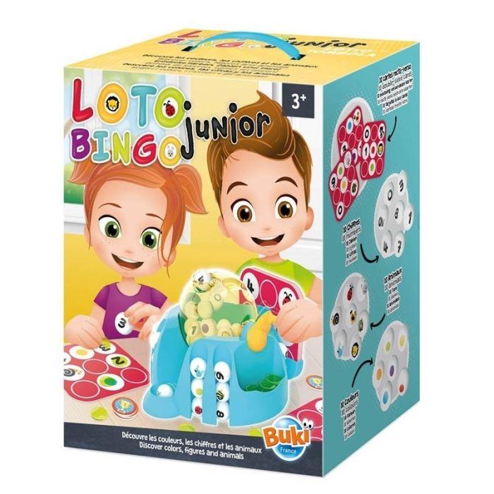 Bingo Junior Buki, 36 luni+