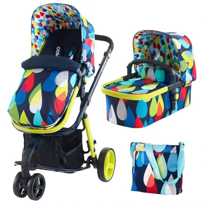 sistem 2 in 1 cosatto  giggle 2 pitter patter