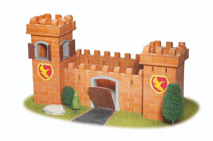 Castelul Cavalerilor Teifoc, 460 piese, 6 ani+