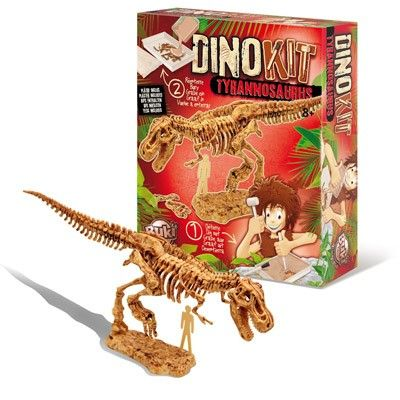 Paleontologie Dino Kit Tyrannosaurus Rex Buki, 8 ani+