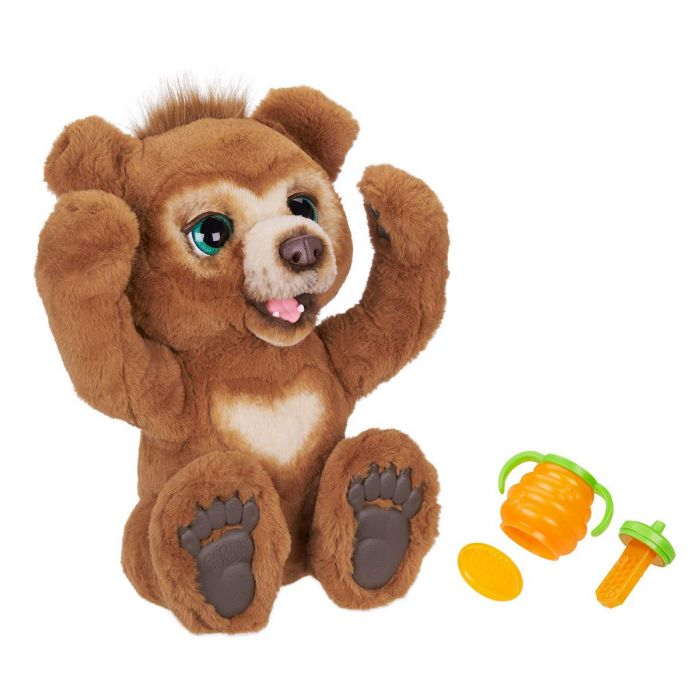 Cubby Ursuletul Interactiv Hasbro, 4 ani+
