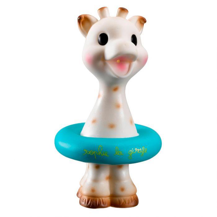 girafa sophie jucarie de baie cauciuc