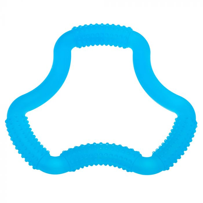 inel gingival dentitie eruptie dentara albastru baietei