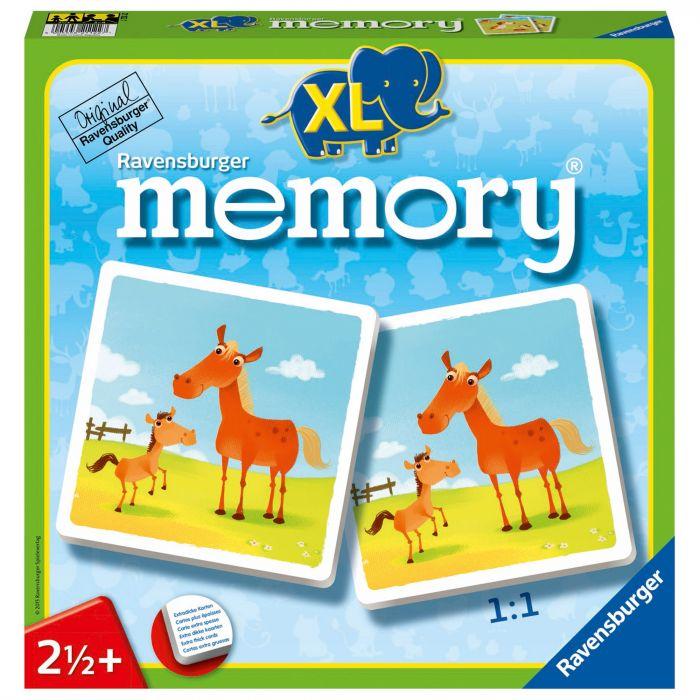 Joc educativ de memorie Ravensburger