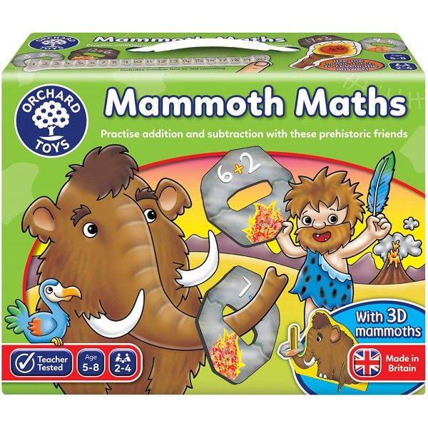 Joc educativ Mammoth Math Orchard, 5 ani+