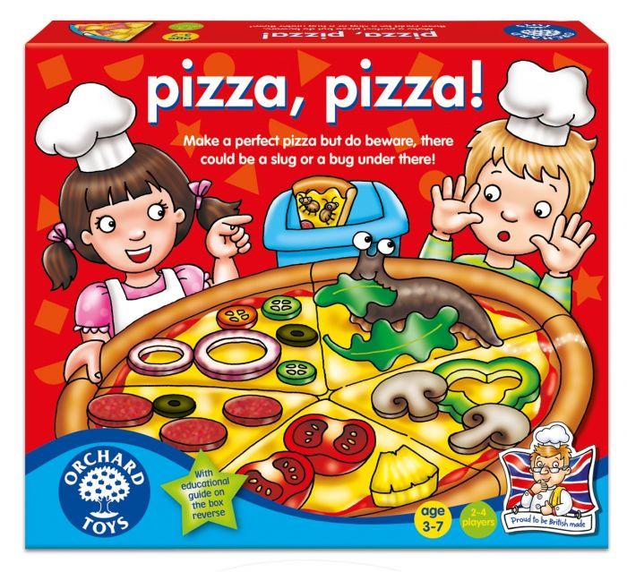 Joc educativ Pizza Pizza! Orchard, 36 luni+