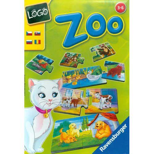 Joc educativ Zoo Ravensburger