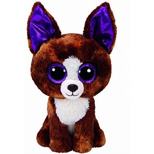 Plus Boos, Dexter Catel Chihuahua TY, 24 cm, 3 ani+