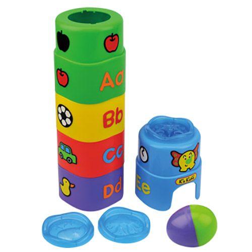 Set 9  forme de constructie Smart Stracker K's Kids