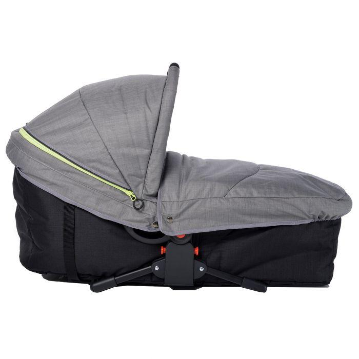 landou scaun german gri pentru carucior bebe
