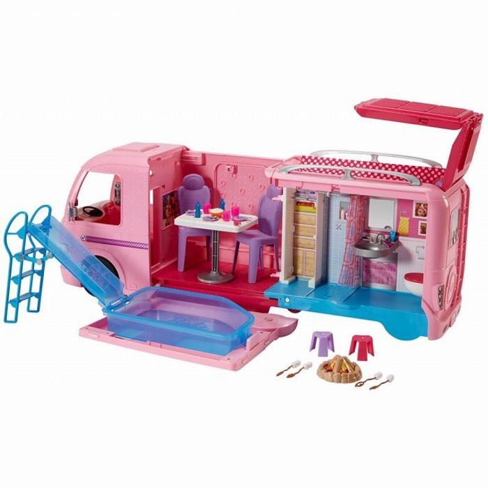 Masina Rulota Barbie, 3 ani+