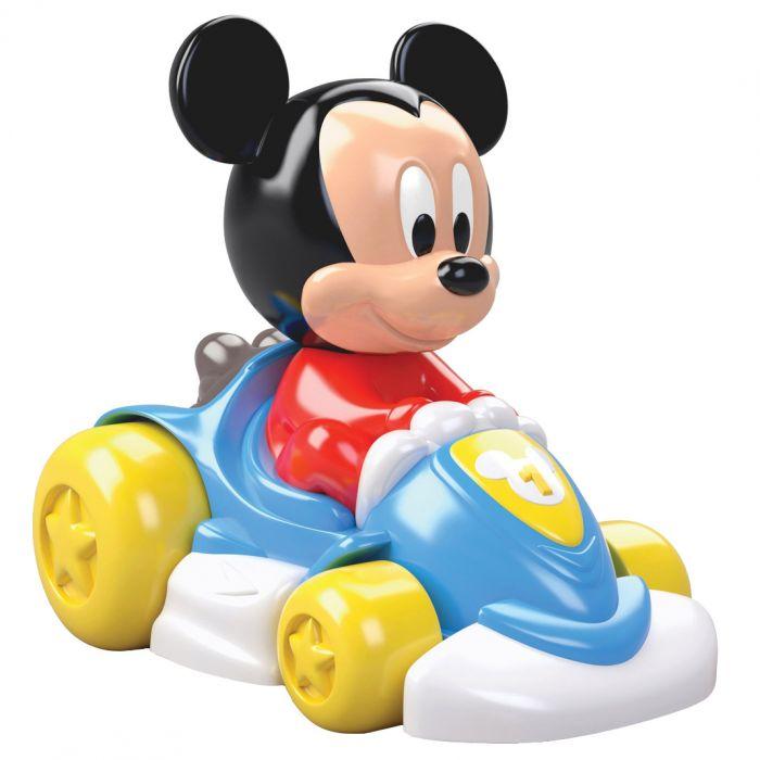 masinuta de curse disney mickey mouse clementoni CL17093
