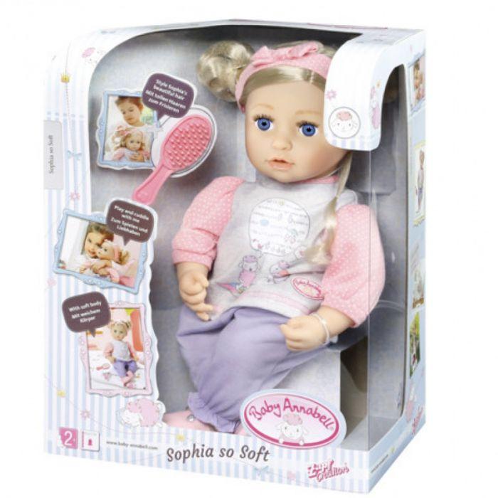 Papusa Sophia Baby Annabell Zapf
