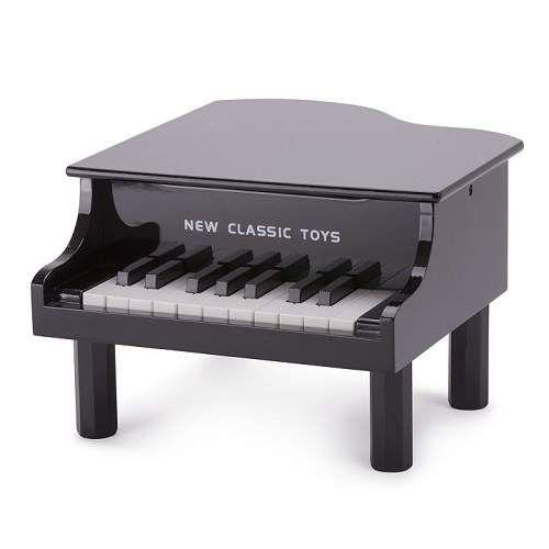 Pian Grand Piano New Classic Toys, Negru, 36 luni+
