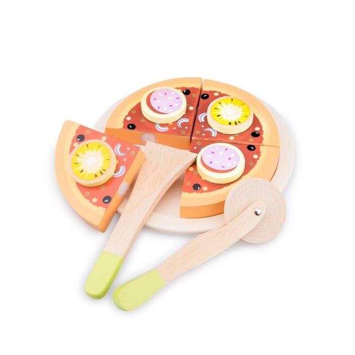 Pizza Salami New Classic Toys, 36 luni+
