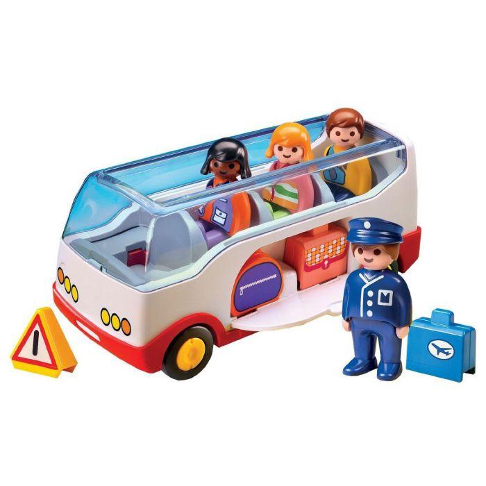 Set figurine si autobuz Playmobil