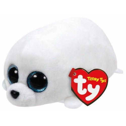 Plus Teeny Tys, Foca Slippery TY, 10 cm, 3 ani+