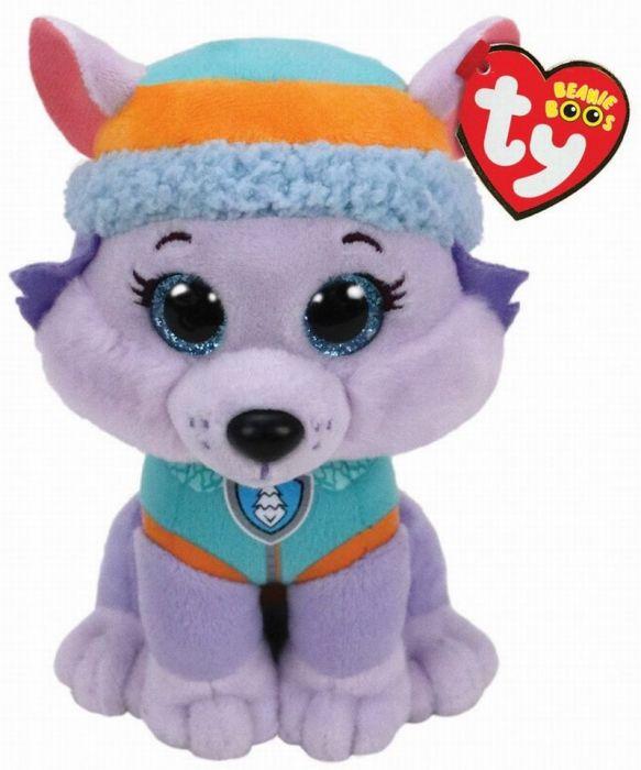 Plus Teeny Tys, Patrula Catelusilor Everest TY, 10 cm, 3 ani+