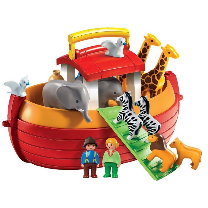 figurine arca lui noe animale jucarie playmobil