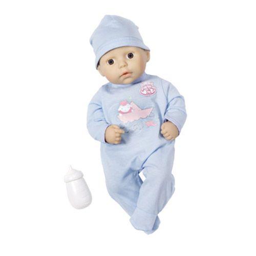 Primul meu bebelus Annabelle Zapf