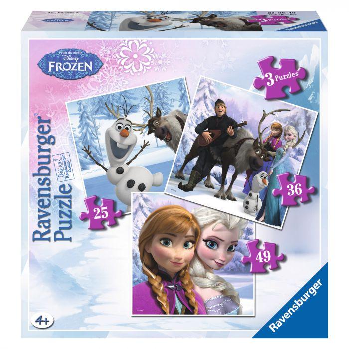 Puzzle Disney Frozen Ravensburger