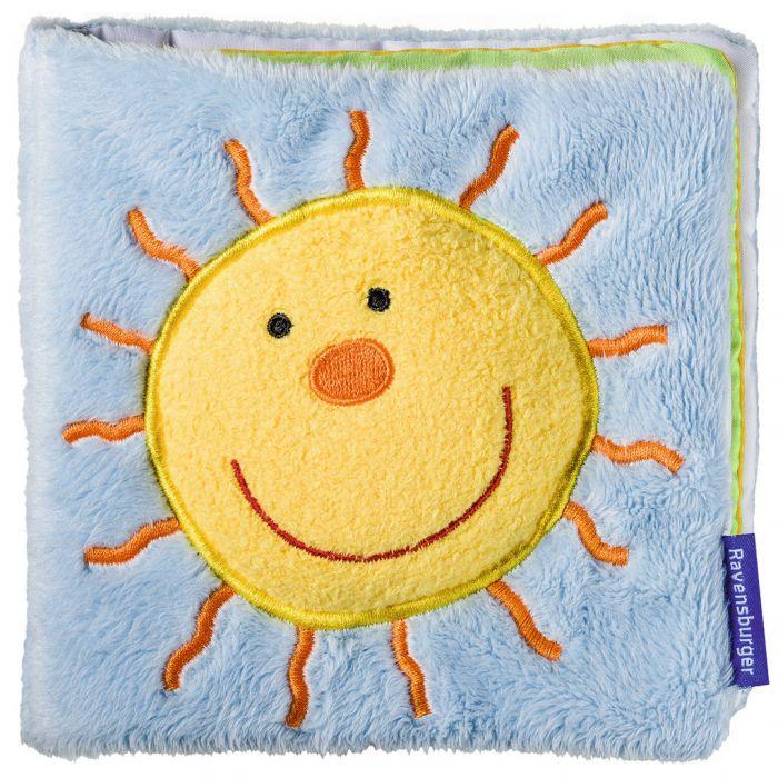 Carte de plus cu soare Ravensburger pentru bebelusi